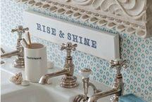 Home {Kids Bath} / by Amber Cambridge