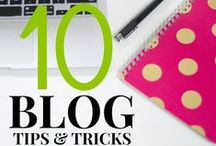 Blogging / Tips, Tricks & Hacks... You'll find everything you'd EVER need to know about blogging, in THIS board...  / by Lauren Connors