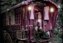 Gypsy Vans & Tiny Homes / by Misha Genesis