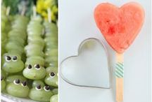 Snacks Kids Love / Tasty and healthy snacks that your kids are sure to love.  / by K12