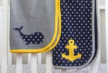 Slugs, Snails & Puppy Dog Tails {Baby Boys} / The sweetest necessities for your little man: DIY, diapers, and more!