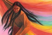 Native American Imagery / by Misha Genesis