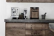 Rustic Modern: Kitchen