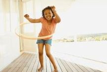 Fit & Healthy Family / Great tips for living a healthy lifestyle while raising a family