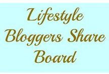 "Lifestyle Bloggers Share Board / This board is designed for fellow lifestyle bloggers to share their original pins as well as helpful blogging advice pins.  Rules: - No Spam -Please only share original pins and pins related to blogging that you deem useful for the group -Be supportive and repin fellow collaborators ""original pins"" - Provide a worthy description for each pin you pin and include hashtags  If you'd like to the join the board please message me directly: username: brittdeskins / by Brittany@The Lady Lawyer"