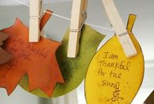 g is for Giving [Thanksgiving] / It's time to celebrate and be thankful / by gDiapers
