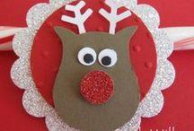 My Favorite Reindeer / I love Rudolph