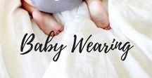 Babywearing / Babywearing: wraps, ring slings, carriers, tutorials, and more!