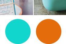 Palette COLORI / Tante idee colorate