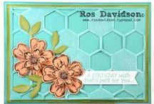 My Stampin' Up! cards / Cards made by me using Stampin' Up! products