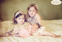 baby/kid/family posing / by Stephanie Maurie Photography