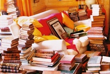 Books to read & Places to read them / favorite books, studies, libraries, nooks