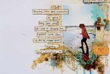 scrapbooking / Scrapbooking / by Marie-Jeanne Lagacé