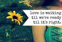 Hopeful Romantic / I am a hopeful romantic through and through.