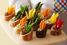 Food Fun for Catering / smallbites and other RAD food ideas for creative catering.