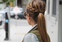 Hair / by Kristen One