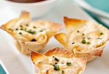 Recipes - Appetizers and Dips / by Beth Boivin