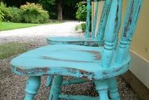 PAINTED FURNITURE / Love painted furniture...