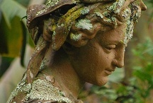 BEAUTY IN STATUES / Various statuary from around the web.