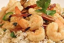 SHRIMPLY DELICIOUS / Food of Kings! What a delectable food! Love shrimp!