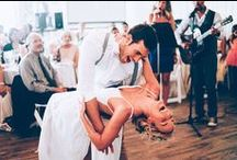 {happily ever after} / Weddings are absolutely wonderful and I want mine to be perfect. I'm just getting mine started a bit early (;