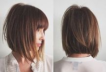 short hairs / by Emily White