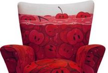 Frntre: Upholstered
