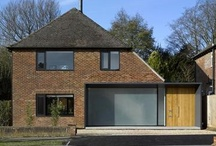 Extensions & renovations / Architectural additions to existing buildings