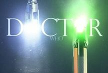 All Doctor Who, All the Time / by Valette Piper-Bledsoe