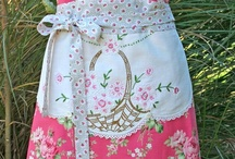 APRON APPEAL / For the love of aprons.