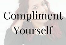 Compliment Yourself / Compliment jewelry is the perfect addition to any outfit.  Check out some ways to incorporate our pieces into your wardrobe and learn a thing or two about which jewelry will flatter you the most.