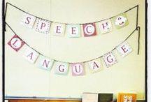 Speech-Language Pathology / by Sarah Bradley