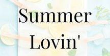 Summer Lovin' / I love the summertime!
