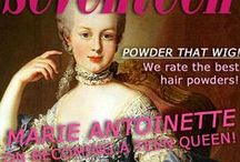 Cosmo: Lost Issues- Rococo to Revolution / by MlledeCrevecoeur Dashwood