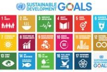 #GlobalGoals #SustainableDevelopmentGoals / Information about the 17 Sustainable Development Goals (#SDG),  / by UNICEF Mozambique