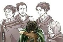 The saddness of SnK / THE FEELZ