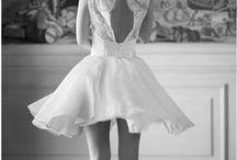 Wedding Dress / Dress, hair and little nice things.