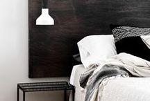 Interior // Bedroom / Interior inspiration and decoration ideas for a stylish bathroom