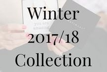 Winter 2017-18 Collection / Gifts that give back. Customize the compliment inside of the box. 5% of proceeds go to the Compliment Scholarship Program.