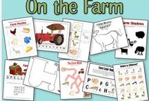 preschool and early grades / by Betty Farnsworth