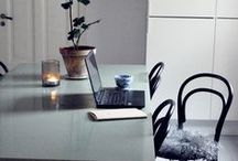 Spaces - Interior Design / Interior spaces of homes, mostly Scandinavian-inspired.