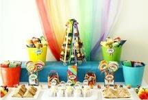 Birthday Parties!!! / by Tracy Von Busch