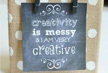 crafty!