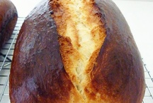 Bread / by Franziska Widmar