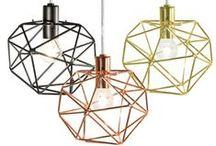 Ljus och lampor/ Lighting and candles / Doftljus, ljuskoppar och lampor i alla dess former!