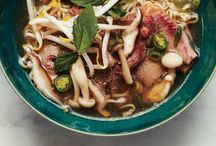 Soups / Soups fit for family meals
