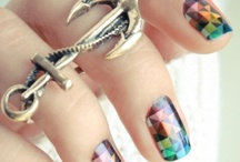 Nails ;) <3 / by Raven Quintana