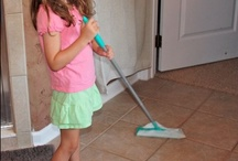 Cleaning ~ Tips and Helpful Ideas / by Lucinda Castle