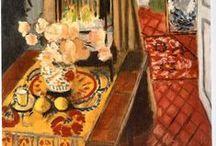 Les Fauvistes-Derain, Matisse.... / by Souhaila Souki