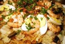 Filipino Foods I Love / by Marie Brooks